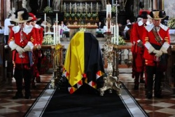 Bulgaria: Bulgaria's Ex-Tsar Bids Farewell to Last Habsburg Heir