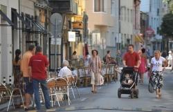 Bulgaria's Capital 'Breaths' with Temporary Street Closure: Bulgaria's Capital 'Breaths' with Temporary Street Closure
