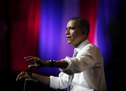 Bulgaria: Obama Goes Fundraising as He Turns 50