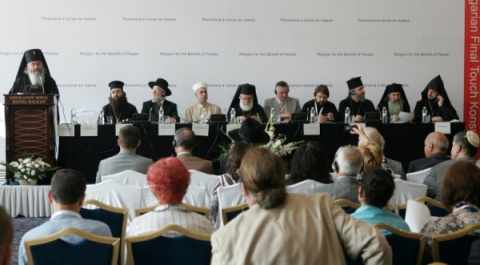 Sofia Becomes Permanent Host of Dialogue on Religious Tolerance: Sofia Named Permanent Host of Religious Tolerance