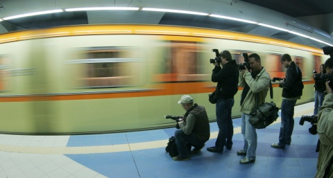 Breakdown Closes Sofia Subway: Breakdown Closes Sofia Subway