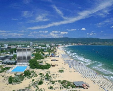 Bulgarian Authorities Demolish Illegal Buildings At Top Beach Resort Illegal Buildings Demolished At Top Bulgarian