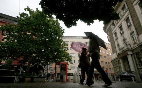Bulgaria: Bulgaria Faces Heavy Rain, Hailstorms, Thunderstorms