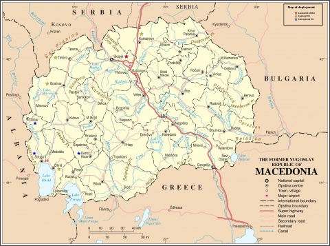 Bulgaria: Macedonia Should Become 'Northern Macedonia' to End Name Dispute - ICG