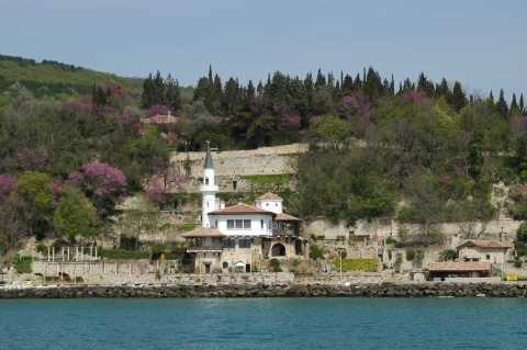 Bulgaria's Balchik Palace Turns Attractive Wedding Spot: Bulgaria's Balchik Palace Turns into Attractive Wedding Spot