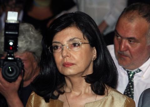 Bulgaria: Bulgaria Ex EU Lady to Face Court over Presidential Bid
