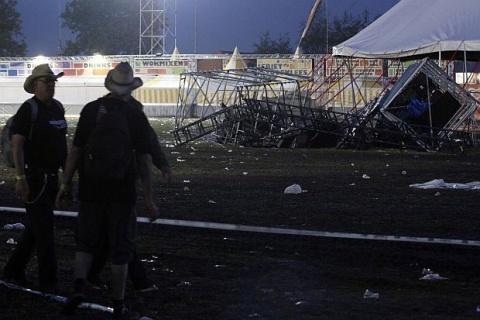 Belgium Rock Fest Death Toll Rises to 5: Belgium Rock Fest Death Toll Rises to 5