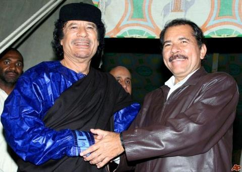 Bulgaria: Libyan Dictator Gaddafi May Get Asylum in Nicaragua