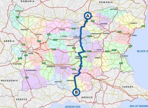 Bulgaria: Sofia Turns Romania-Bulgaria-Greece Dream Road into Priority Project