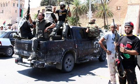 Bulgaria: Rioters Break Into Bulgarian Embassy in Libya during Battle for Tripoli