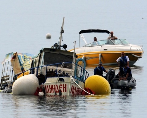 Bulgaria Marks 2 Years of Ohrid Lake Drowning Tragedy: Bulgaria Marks 2 Years of Ohrid Lake Drowning Tragedy