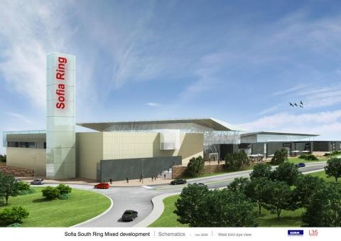 Bulgaria: Construction of 'Sofia Ring Mall' Set to Kick Off in Bulgaria's Capital