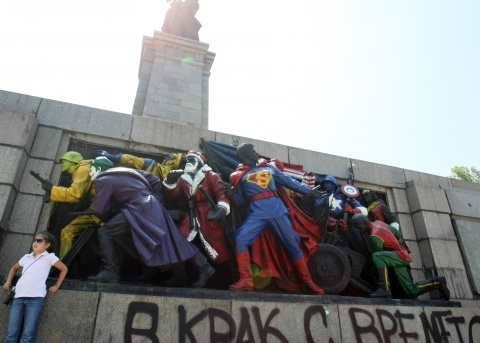 Bulgaria: Bulgaria's Soviet Army Monument 'Vandals' Speak Out