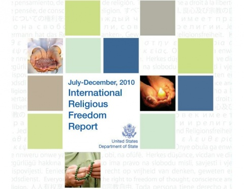 Bulgaria: US State Dept Religious Freedom Report (July-Dec 2010) - Section on Bulgaria