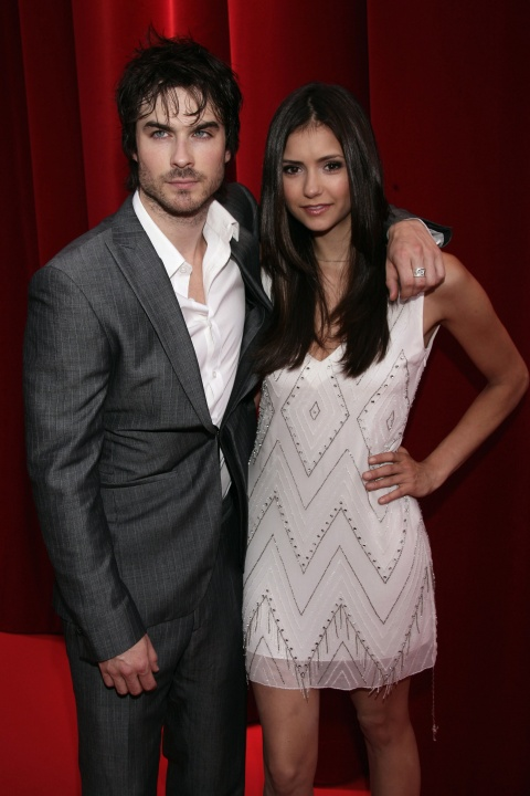 Bulgaria: Nina Dobrev, Ian Somerhalder About to Get Married - Report