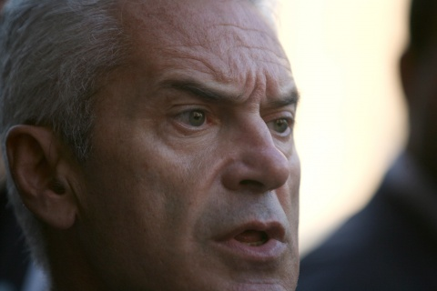 Bulgaria: Bulgarian Nationalist Leader Tries to Storm Presidency over 'Ethnic' Clashes