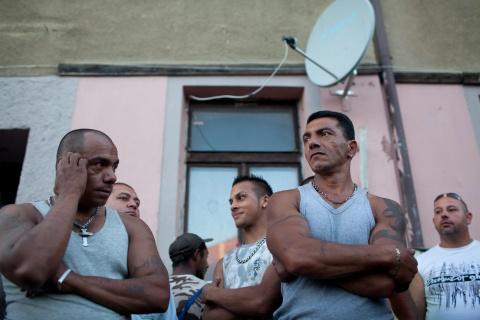Bulgaria: Anti-Roma Protests Flare in Czech Republic