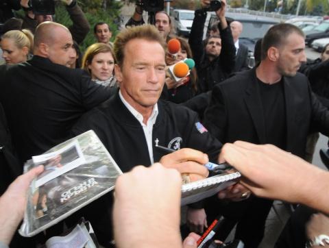 Bulgaria: 'Expendables' Schwarzenegger, Norris, Statham Land on Bulgarian Soil