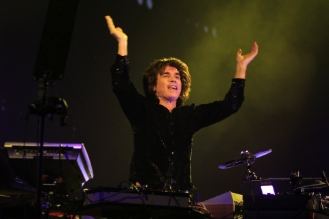 Bulgaria: Jean-Michel Jarre Delights Thousands in First Bulgarian Concert