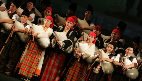 Vanishing Bulgarian Traditions At Jack Straw Novinite Sofia