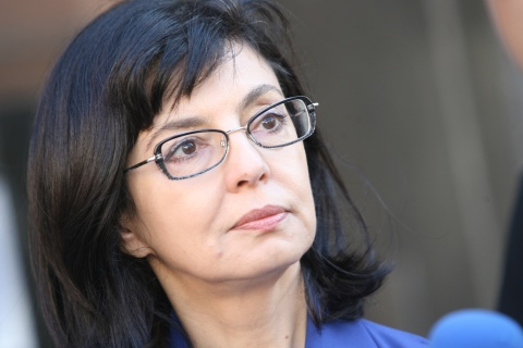 Bulgaria: Independent Presidential Candidate Meglena Kuneva: Bulgaria Needs Non-Partisanship and Competitiveness
