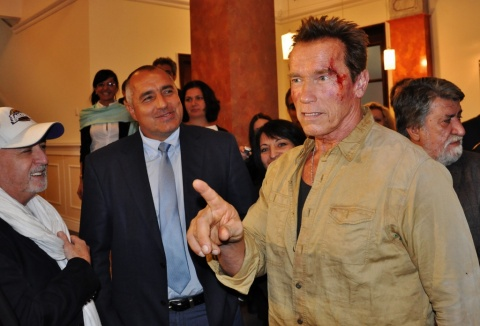Bulgaria: Stunt Performer Dies during Filming of 'The Expendables 2' in Bulgaria