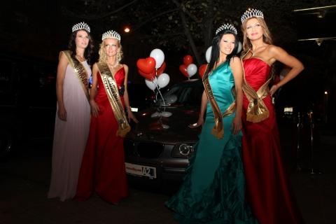 Bulgaria: 'Mrs Bulgaria 2011 Earth' Trusts Beauty Will Save World