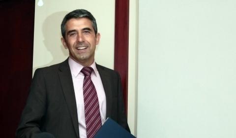 Bulgaria: Who Is Who: Bulgaria's President-Elect Rosen Plevneliev