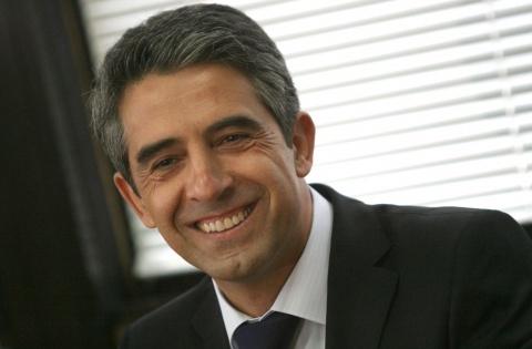 Bulgaria: President-Elect Rosen Plevneliev: Bulgaria's Goal Must Be Modern European State