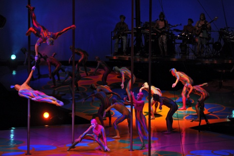Bulgaria: Cirque du Soleil to Entertain Bulgaria in Fabruary 2012
