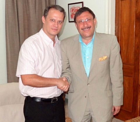 Bulgaria: Seychelles Foreign Minister Receives His Nation's Honorary Consul to Bulgaria