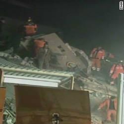 Bulgaria: Turkey Quake Topples 2 Hotels, 5 Killed, 100 Trapped