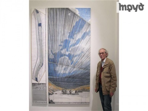 Bulgaria: Christo's Arkansas River Project Gets Green Light