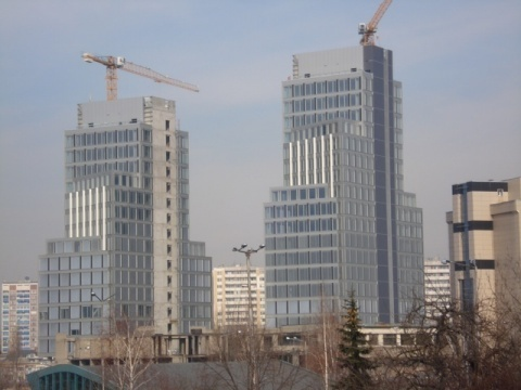 Bulgaria: Bulgarian Sopharma Business Towers Awarded Golden DGNB Certificate