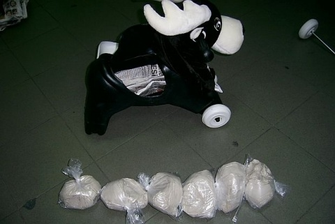 Bulgaria: 8 kg of Heroin Stuffed Inside Toys Seized at Bulgaria's Border with Serbia