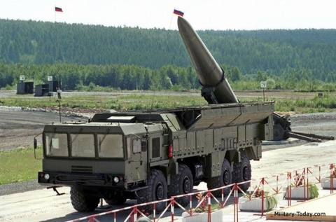 Bulgaria: Russia Threatens Deployment of SS-26 Rockets against US Missile Shield