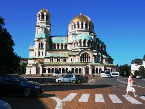 Top Bulgarian Landmark Honors Patron Saint: Top Bulgarian Landmark Honors Patron Saint