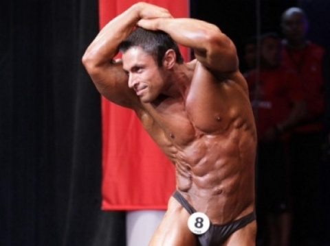 Bulgarian Grabs World Bodybuilding Title: Bulgarian Grabs World Bodybuilding Title