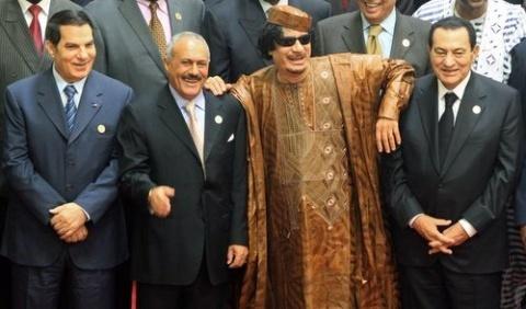 Bulgaria: Yemen's Arab Spring Yields Results: Saleh Steps Down