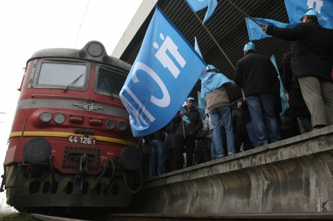 Bulgaria: Bulgarian Railway Workers Strike Enters Day Two