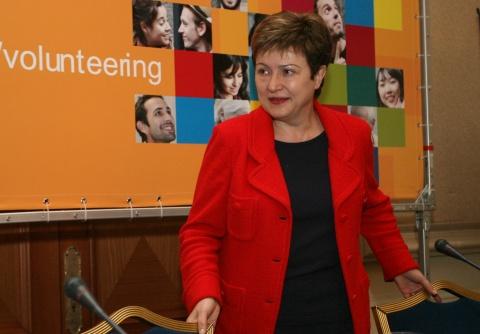 Bulgaria: Georgieva Defends Raising Bulgaria's Retirement Age