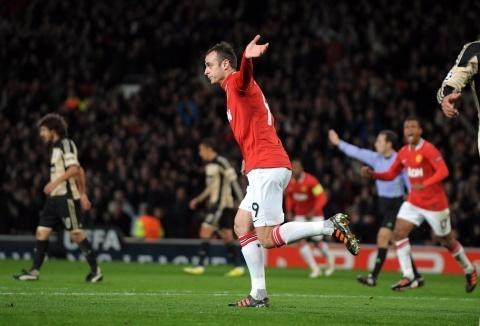 Bulgaria: Berbatov Notches His 50th Man Utd Goal with Stylish Backheel
