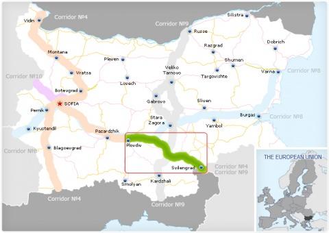 Bulgaria: Bulgaria Tests High-Speed Railway Section to Turkish Border