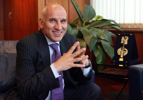 Bulgaria: Levon Hampartzoumian, CEO, UniCredit Bulbank