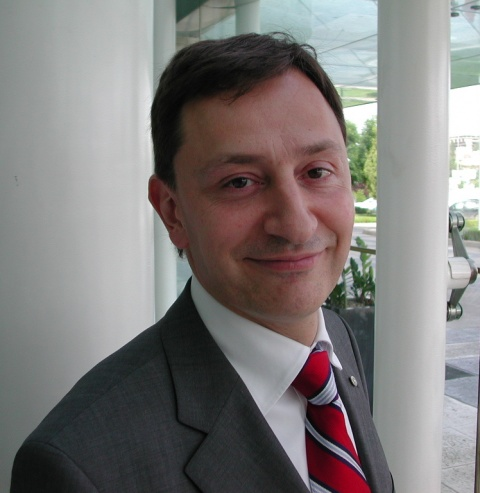 Bulgaria: Jacques Brune, General Manager, Hilton Sofia
