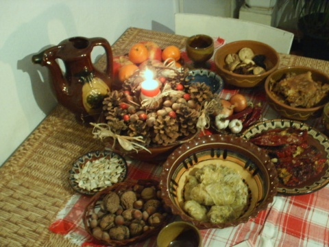 Bulgaria: Bulgaria Celebrates with Christmas Eve Traditions