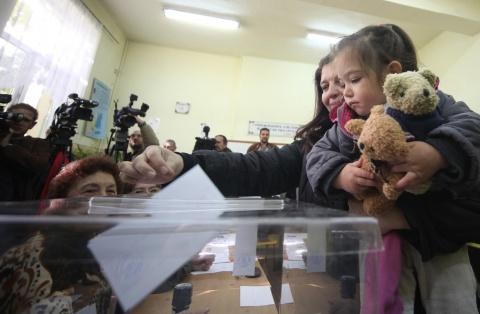 Bulgaria: Bulgaria Spent 50% above Estimate for 2011 Elections