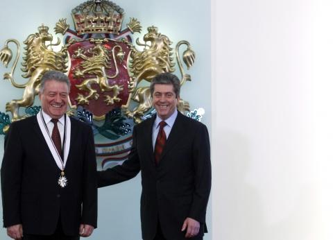 Bulgaria: Bulgaria's Decorated VP Pardoned 209 High-Profile Felons