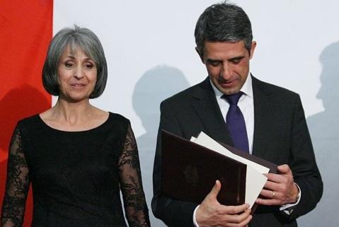 Bulgarian President-elect Takes Oath of Office in Parliament Jan 19: Bulgarian President-elect to Take Oath of Office Jan 19