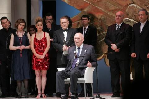 Bulgaria: Legendary Bulgarian Actor Kosta Tsonev Dies at 82